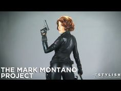 Watch until the end to find out how you can win this costume! Just in time for Halloween, special guest Kit Quinn joins Mark Montano to create a Black Widow costume from The Avengers that will. Black Widow Cosplay, Diy Black Widow Costume, Black Widow Diy, Black Costume, The Avengers, Avengers Black Widow, Avengers Movies, Halloween Cosplay, Halloween Party