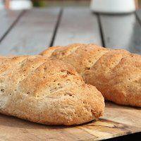 Bezglutenowy chleb z mąką gryczaną - genialny!