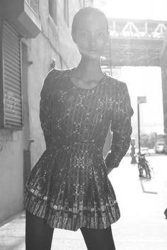 Fatima Siad (February 2008 - October 2012) - Page 2 - the Fashion Spot
