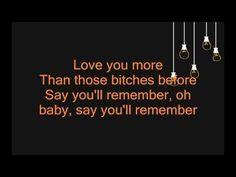 Lana Del Rey - Blue Jeans lyric video