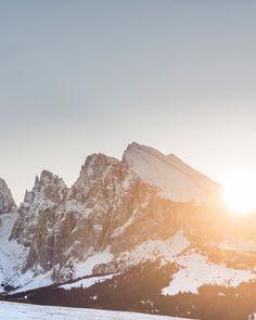 Ein Winterwochenende auf der Seiser Alm im Südtirol Weekender, Hotel Gast, Das Hotel, Winter, Mount Everest, Journey, Mountains, Nature, Travel