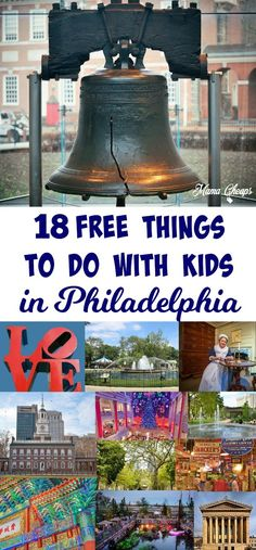 We have searched high and low and come up with 18 really fun Free Things to do with Kids in Philadelphia. There is so much to see and do in Philly! Dc Travel, Travel Deals, Summer Travel, Family Travel, Adventure Travel, Family Trips, Adventure Time, Texas Travel, Big Family