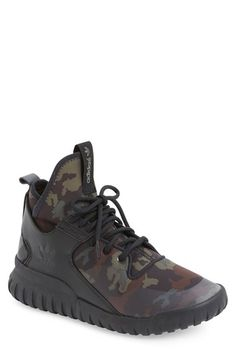 adidas 'Tubular X - Camo' Sneaker (Men)