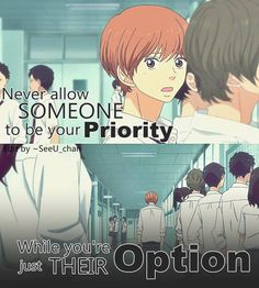 Anime: Ao haru ride (c)owner Sad Anime Quotes, Manga Quotes, True Quotes, Funny Quotes, Inspiring Quotes About Life, Inspirational Quotes, Motivational, Geek Quotes, Deeper Life