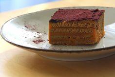 Cardamom: Citroen-pompoen-speculoos taart