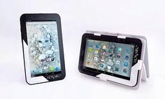 """Cidiesse Oferta del día   Groupon Tablet Honairo 3G Dual Sim con pantalla de 7"""" por 112 €"""