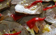 Receta muy tradicional apetecible en comidas familiares.