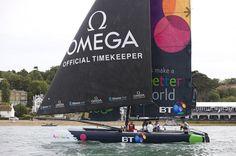 Omega iShares Cup 2009