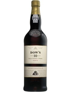 Dow's Tawny 10 Years Port - Wine tasting at Season's restaurant in Macau MUST with Mathieu Gaignon