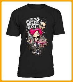 Skull with brain in - Halloween shirts (*Partner-Link)