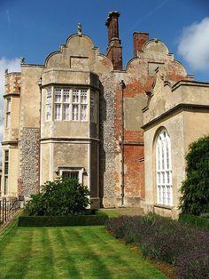 Felbrigg Hall And Gardens Norfolk England