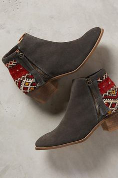 Tapestry Ankle Boots - anthropologie.eu