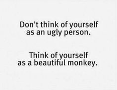We're all beautiful monkeys here at Metro Movers!