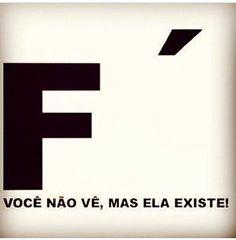 Tenha fé!!