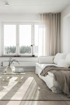 home styled by Lovisa Häger of An Interior Affair in collaboration with Loft Stocholm for Bonava via residence magazine