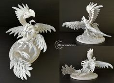 Kyl - XI primer. Sculpture made by wesenwaechter.