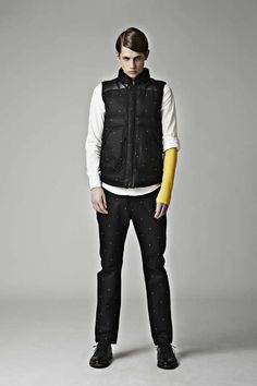 Hummel Autumn 2012 #Sportswear #MensFashion #Hummel http://www.trendhunter.com/