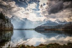 Light falls at the Almsee - Follow my photographic journey on my blog: http://www.tommayphotography.com/