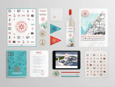 """Visual profile for """"Sukkerbiten"""" (the sugar cube), a restaurant,  bar and clubconcept in the seaport of Oslo."""