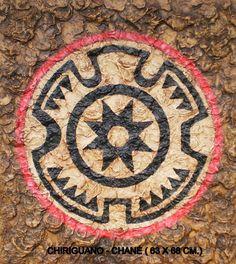 cultura chane y chiriguana Arte Tribal, Tribal Art, Shape Poems, Kunst Der Aborigines, Colombian Art, Cave Drawings, African Crafts, Santa Fe Style, Mayan Symbols