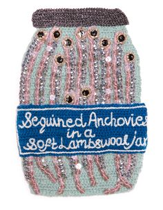 Sequined Anchovies   Kate Jenkins