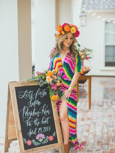 Mexican bridal showers - Let's Taco 'Bout Getting Married, Backyard Engagement Fiesta – Mexican bridal showers Mexican Theme Baby Shower, Mexican Bridal Showers, Backyard Bridal Showers, My Bridal Shower, Bridal Shower Rustic, Fiesta Theme Party, Festa Party, Fiesta Gender Reveal Party, Mexican Fiesta Party