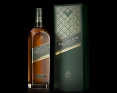 Johnnie Walker Explorers' Club Collection on Packaging of the World - Creative Package Design Gallery