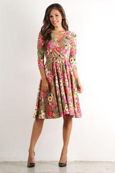 Pretty Young Thing > Dresses > #T9185-1 − LAShowroom.com