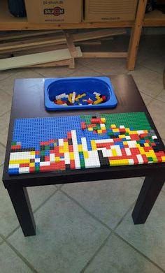 LEGO legebord