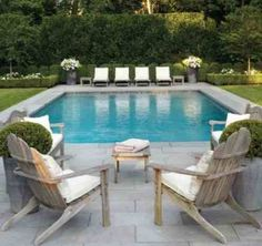 Every person enjoys luxury swimming pool designs, aren't they? Right here are some top checklist of deluxe swimming pool picture for your motivation. These dreamy swimming pool design ideas will change your backyard right into an exterior oasis. Luxury Swimming Pools, Dream Pools, Luxury Pools, Oasis Swimming, Swimming Pool Designs, Living Pool, Outdoor Living, Kleiner Pool Design, Gazebos
