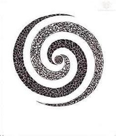 Spiral represents growth and evolution. It reminds us of our evolving journey in life. It is normal to evolve. But it still starts at your beginning. Still you that spirals.