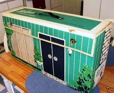 1960's Barbie Dream House