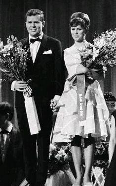 "Grethe Ingmann and Jørgen Ingmann, representing Denmark, won the Eurovision Song Contest 1963 with the song ""Dansevise""."