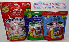 Sweeter Valentine's Day with YumEarth Organics Candy
