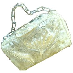 O.E.L. Graves Bubbly Lucite Purse - Hand Made offered by 2Hearts Uptown Jewelry and Accessories