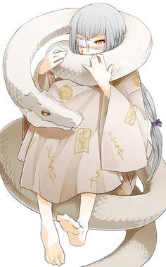 Mamushi Houjou