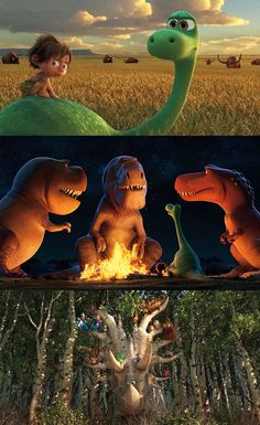 Sometimes life isn't about the destination, but the journey we take… Disney Movies, Disney Pixar, The Good Dinosaur, Journey, Disney Princess, Life, Nice, Dinosaurs, World