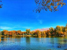 Fall tranquility at Floyd Lamb Park Las Vegas NV [OC][4032x3021] http://ift.tt/2zpv96t