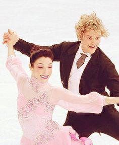 Meryl Davis Charlie White Finnstep team Sochi 2014, Ice Dancing costume inspiration for Sk8 Gr8 Designs