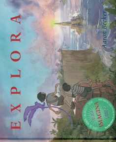 explora-aaron becker-9788494463600