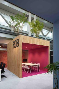 Raksul Offices -Tokyo