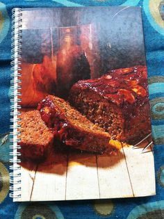 Meatloaf Blank Book by Merrittorious on Etsy, $12.00