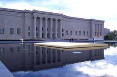 Nelson Atkins Museum of Art in Kansas City