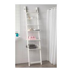 HJÄLMAREN Wandregal - weiß - IKEA