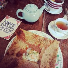 The BEST crepes and doughnuts in Nottingham!
