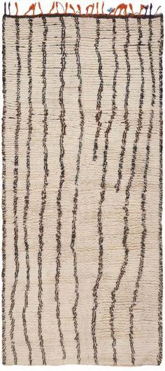 Vintage Moroccan Carpet 45977 by ModernVintageRugs
