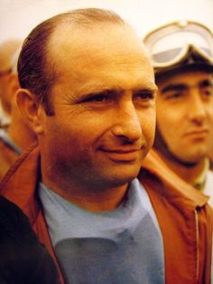 f1 Juan Manuel Fangio known as El Maestro , nicknamed El Chueco or El Maestro, was a racing car driver from Argentina, who dominated the first decade of Formula One racing, winning the World Championship of Drivers five times.