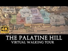 Palatine Hill Walking Tour in Walking Tour, Hill Walking, Rome Vacation, Vacation Spots, Virtual Travel, Virtual Tour, Travel Tours, Travel Destinations, Oh The Places You'll Go