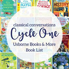 Classical Conversations Cycle One Usborne Book List