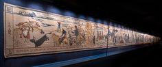 length of tapestry